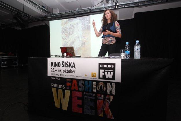 Zaključeno je drugo predavanje na Philips Fashion Weeku - Foto: Aleš Pavletič