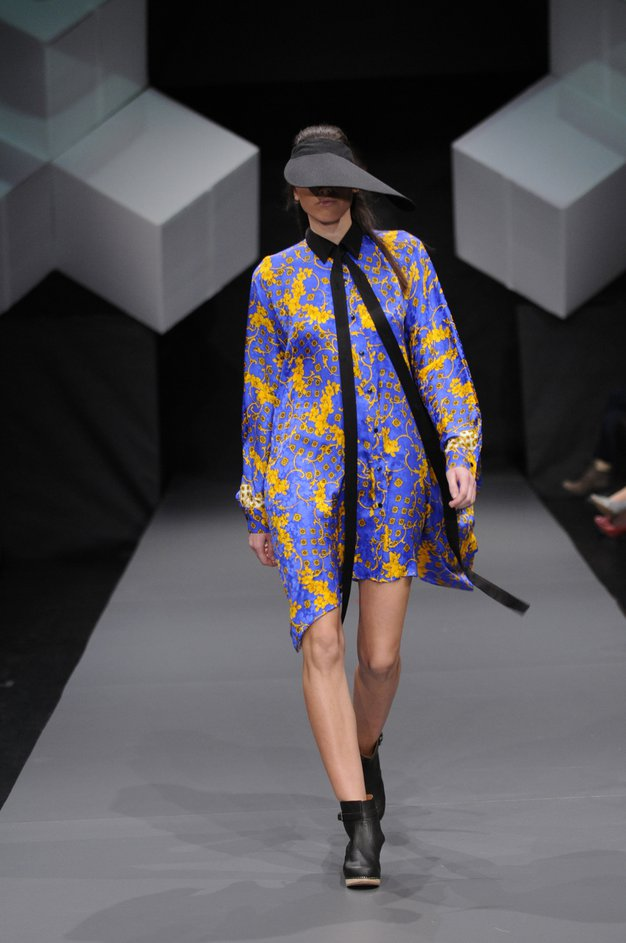 Philips Fashion Week: Modna revija IV (video) - Foto: Alex Štokelj