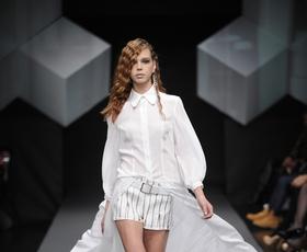 Foto utrinki z modne revije Philips FW III. (sreda ob 18. uri)