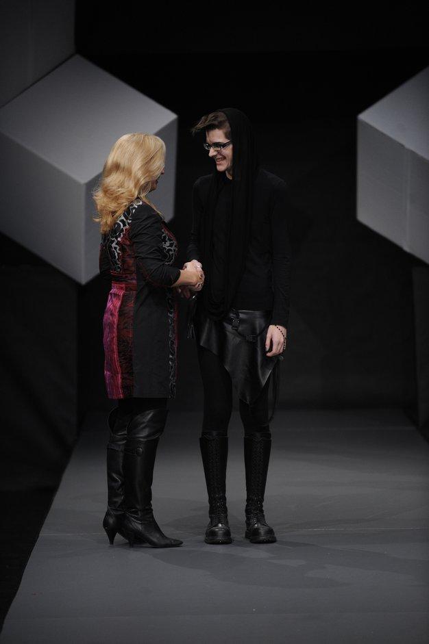 Philips Fashion Week: Modna revija III  (video) - Foto: Primož Predalič