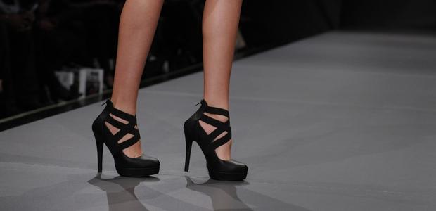 Čevlji na Fashion Weeku: Modna revija II