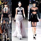 Louis Vuitton, Alexander McQueen, Givenchy (foto: Fotografije: Tadej Windschnurer in Imaxtree)
