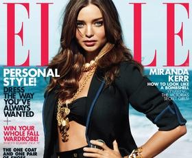 Victoria's Secret Angels na naslovnici Elle