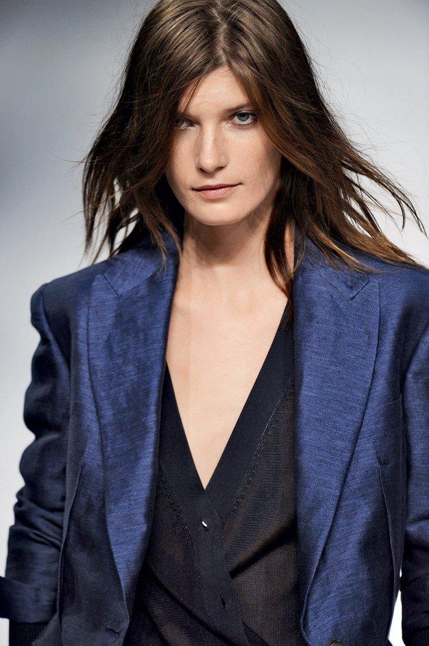 Valerija Kelava - Obnorela modni svet - Foto: Sašo Radej