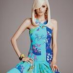 Donatella Versace - Versace za H & M (foto: promo)
