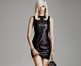 Donatella Versace - Versace za H & M