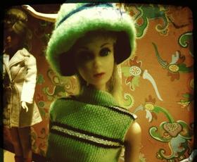 Razstava | Barbie in LEGO kocke na obisku