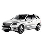 BIK: Mercedes-Benz M (foto: Imaxtree, promocijsko gradivo)