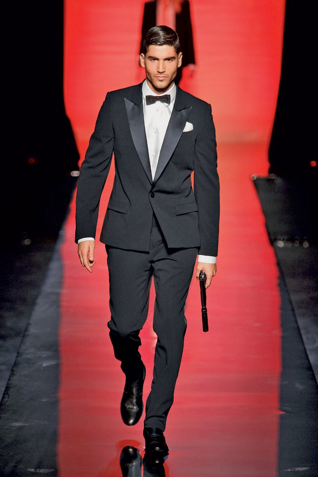 Vodnik za moške: poročna oblačila - Foto: all about fashion