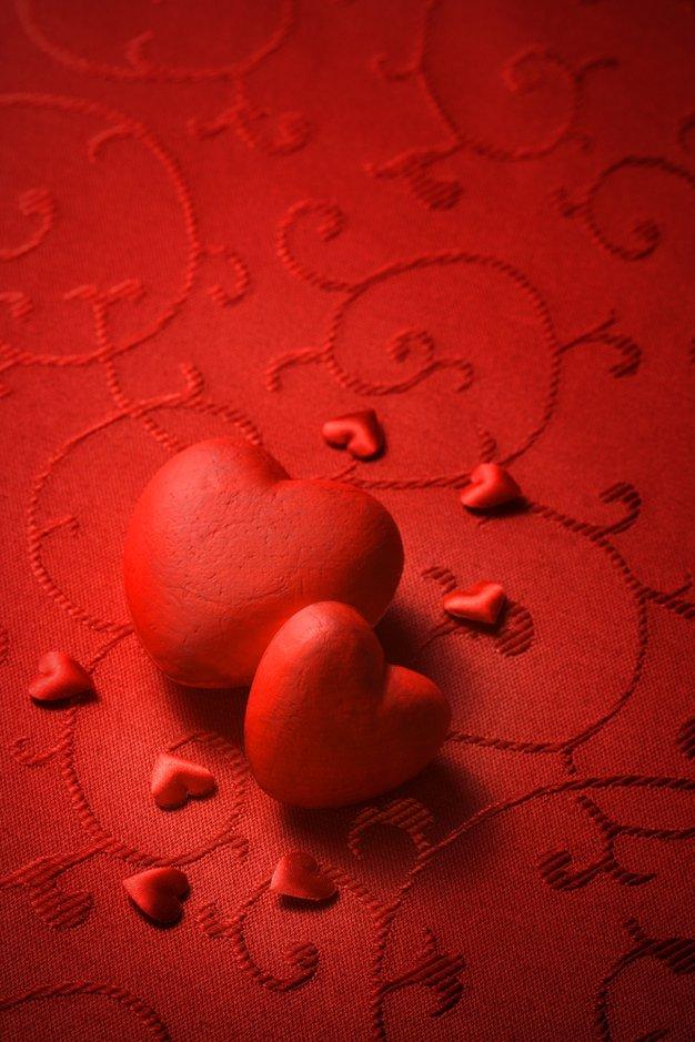 Recept za valentinovo: malinov sorbet s srčki
