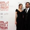 Angelina Jolie in Brad Pitt. Foto: Profimedia.com