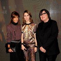 Consuelo Castiglioni, Sofia Coppola in Margareta van den Bosch (foto: H & M)
