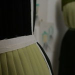 Kosi iz prejšnjih kolekcij Almire Sadar so zaživeli na novo (foto: Almira Sadar)