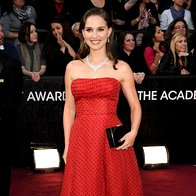 Natalie Portman, Christian Dior