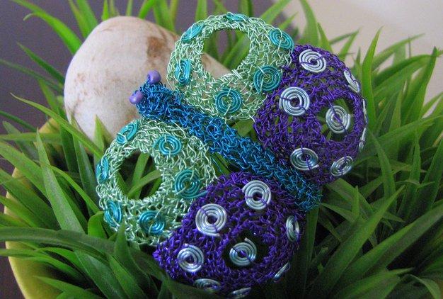 Mina Toplak, oblikovalka nakita: Najbolj me navdihne cvetoča pomlad - Foto: Mina Toplak