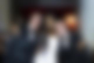 Stefano Gabbana (levo) in Domenico Dolce (desno) v družbi supermanekenke Naomi Campbell. Foto: Profimedia
