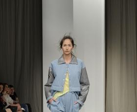 Iz prve roke: Manca Čampa s Cosma na Philips Fashion Weeku