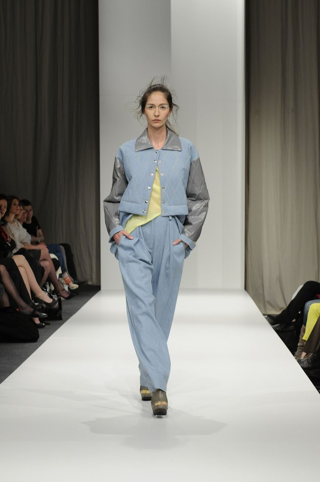 Iz prve roke: Manca Čampa s Cosma na Philips Fashion Weeku - Foto: Alex Štokelj