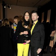 Maja Raspopovič in Tomaž Mihelič (foto: Sašo Radej)