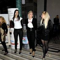 Uradna voda Fashion Weeka Jana (foto: Sašo Radej)