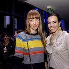 Foto: Philips Fashion Week, kjer se balerinke umaknejo visokim petam
