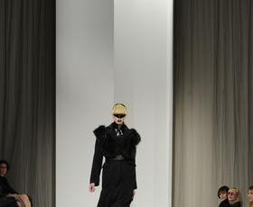 Video in foto: Druga sredina modna revija