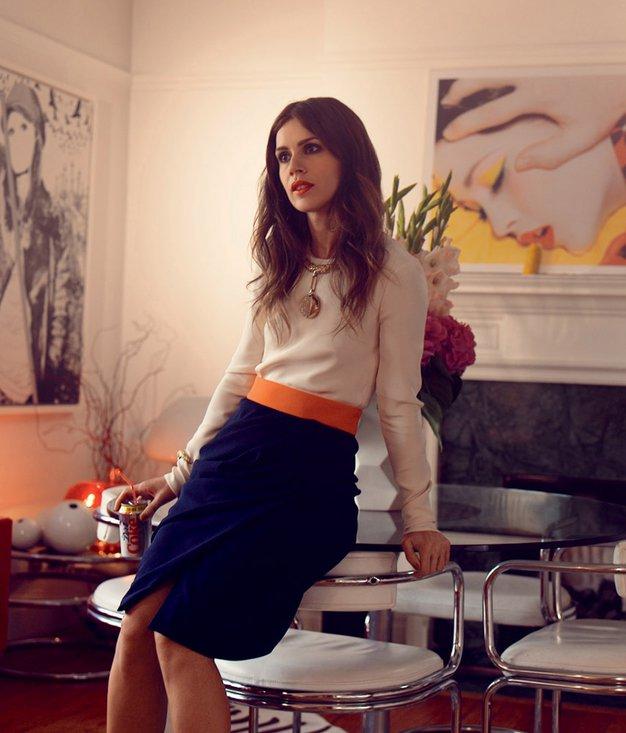 Lara Bohinc: Čarovnija modnih draguljev - Foto: arhiv Lare Bohinc