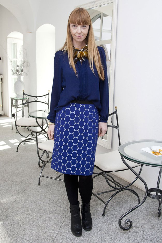 Modna urednica Elle svetuje: Kaj in kako nakupovati? - Foto: Tadej Windschnurer