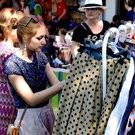 Foto: Vintage Vikend v Velenju (foto: Foto: Vintage Vikend in Tilyen Mucik)