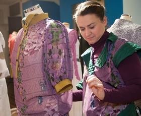 Foto: Naj (za)živi slovenska moda!