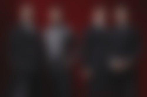 Gary Oldman, Jamie Bell, Garrett Hedlund in Willem Dafoe