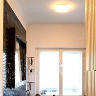 Kopalnica je svetla in prijetna ter polna detajlov umetniške duše. (foto: Fulvio Grissoni)