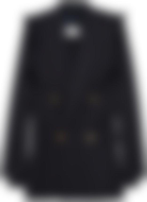 Resnično zanimivo bo videti, kakšna bo kolekcija MMM, namenjena širokim množicam. Na fotografiji suknjič Maison Martin Margiela z dvojnim zapenjanjem, za katerega je treba zdaj odšteti skoraj 1.500 evrov - kakšne bodo cene pri H & M-u?