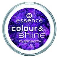 Vijoličaste veke: senčilo za oči Colour & Shine, št. 14, Essence, 3,19 €  (foto: Tadej Windschnurer, Imaxtree, Shutterstock.com in promocijsko gradivo)