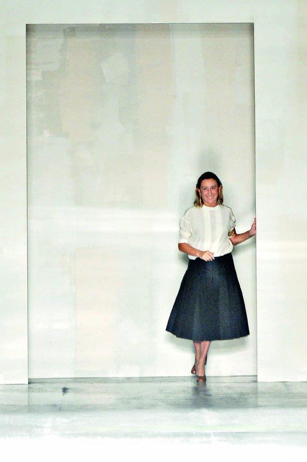 Miuccia Prada, kraljica v krilu - Foto: Promocijsko gradivo
