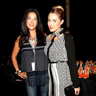 Rebecca Minkoff in Lauren Conrad, Rebeca Minkoff (foto: Getty)