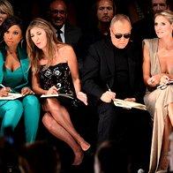 Jennifer Hudson, Nina Garcia, Michael Kors, Heidi Klum; Modni oblikovalci Heidi Klum (foto: Getty)