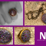 Nataša Kruljac: »Ko oblikujem nakit, sem resnično srečna« (foto: Nataša Kruljac)