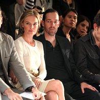 Kate Bosworth in Michael Polish, Altuzarra (foto: Getty)