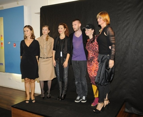 Foto: Slovenska moda v središču