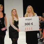 Nagrade Elle stilist je šla v roke Janji Popović. (foto: Primož Predalič)