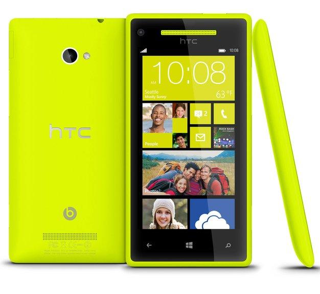 HTC in Microsoft predstavila telefon Windows Phone - Foto: Arhiv proizvajalca