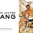 Za kampanjo moške dišave Bang je poziral kar sam (foto: Imaxtree in promocijsko gradivo)