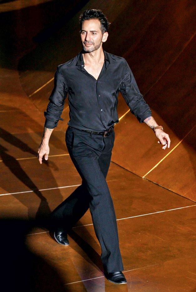 Marc Jacobs: Prepušča se občutkom - Foto: Imaxtree in promocijsko gradivo