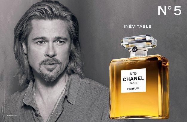 Zakaj oglasi za parfume ne bi bili ganljivi? - Foto: Promocijsko gradivo Chanel