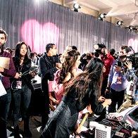 Milan Blagojević (levo), menedžer PR-agencije Full Picture, s katero sodeluje Victoria's Secret. (foto: Milena Rakočević, Startrax)