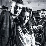 Dejan Jelača kot posebni dopisnik je intervjuval svetovno znane angelčke in seveda tudi Adriano Lima. (foto: Milena Rakočević, Startrax)