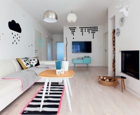 Ko SiSi polepša sobo: Skandinavsko udobje