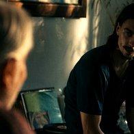 Jure Henigman v filmu Nahrani me z besedami (foto: Slovenski filmski center)