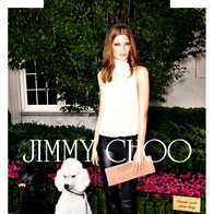 Juhu, še več Valerije za Jimmy Choo! (foto: Choo)